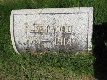 MORRIS, FLEETWOOD - Sebastian County, Arkansas | FLEETWOOD MORRIS - Arkansas Gravestone Photos