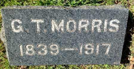 MORRIS, G T - Sebastian County, Arkansas   G T MORRIS - Arkansas Gravestone Photos