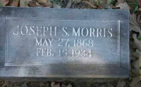 MORRIS, JOSEPH S - Sebastian County, Arkansas | JOSEPH S MORRIS - Arkansas Gravestone Photos