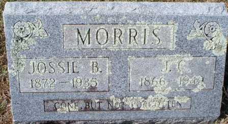 MORRIS, JOSSIE B - Sebastian County, Arkansas | JOSSIE B MORRIS - Arkansas Gravestone Photos