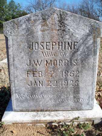 MORRIS, JOSEPHINE - Sebastian County, Arkansas | JOSEPHINE MORRIS - Arkansas Gravestone Photos