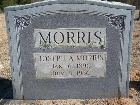 MORRIS, JOSEPH A - Sebastian County, Arkansas | JOSEPH A MORRIS - Arkansas Gravestone Photos