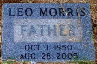 MORRIS, LEO - Sebastian County, Arkansas | LEO MORRIS - Arkansas Gravestone Photos