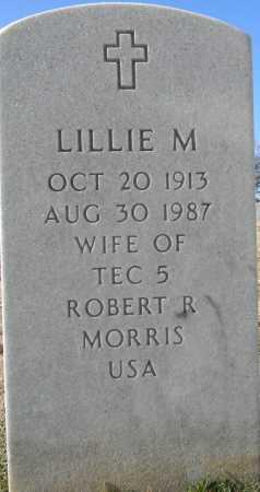 MORRIS, LILLIE M - Sebastian County, Arkansas | LILLIE M MORRIS - Arkansas Gravestone Photos