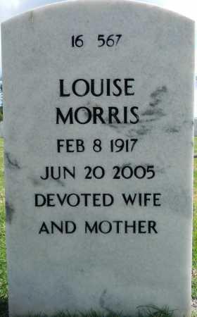 MORRIS, LOUISE - Sebastian County, Arkansas | LOUISE MORRIS - Arkansas Gravestone Photos