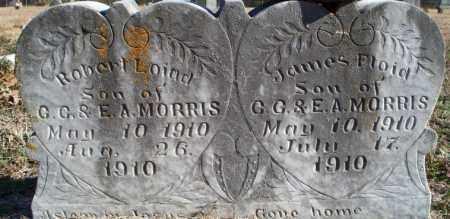 MORRIS, ROBERT LOIAD - Sebastian County, Arkansas   ROBERT LOIAD MORRIS - Arkansas Gravestone Photos