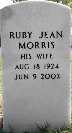 MORRIS, RUBY JEAN - Sebastian County, Arkansas | RUBY JEAN MORRIS - Arkansas Gravestone Photos