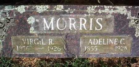 MORRIS, VIRGIL R - Sebastian County, Arkansas | VIRGIL R MORRIS - Arkansas Gravestone Photos