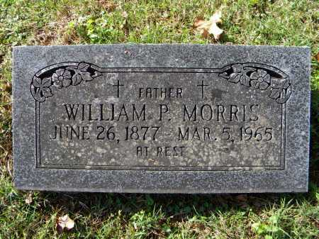 MORRIS, WILLIAM P - Sebastian County, Arkansas | WILLIAM P MORRIS - Arkansas Gravestone Photos
