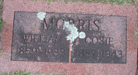 MORRIS, COSIE - Sebastian County, Arkansas | COSIE MORRIS - Arkansas Gravestone Photos