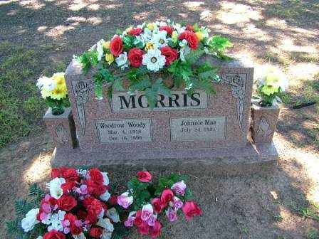 MORRIS, WOODROW - Sebastian County, Arkansas   WOODROW MORRIS - Arkansas Gravestone Photos