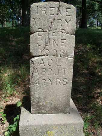 MURRY, IRENE - Sebastian County, Arkansas | IRENE MURRY - Arkansas Gravestone Photos