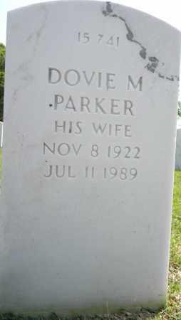 PARKER, DOVIE M - Sebastian County, Arkansas | DOVIE M PARKER - Arkansas Gravestone Photos