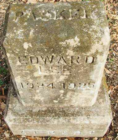 PARKER, EDWARD LEE - Sebastian County, Arkansas | EDWARD LEE PARKER - Arkansas Gravestone Photos