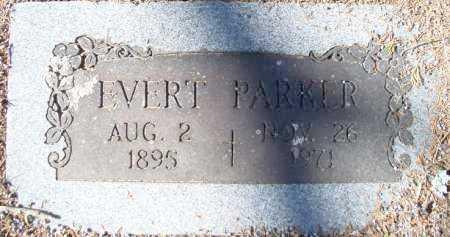 PARKER, EVERT - Sebastian County, Arkansas   EVERT PARKER - Arkansas Gravestone Photos