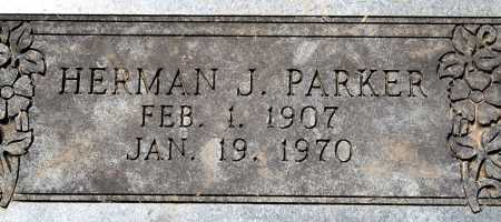 PARKER, HERMAN J. - Sebastian County, Arkansas | HERMAN J. PARKER - Arkansas Gravestone Photos