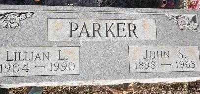 PARKER, LILLIAN L - Sebastian County, Arkansas | LILLIAN L PARKER - Arkansas Gravestone Photos