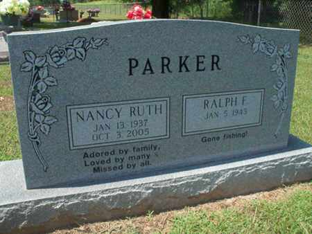 PARKER, NANCY RUTH - Sebastian County, Arkansas | NANCY RUTH PARKER - Arkansas Gravestone Photos