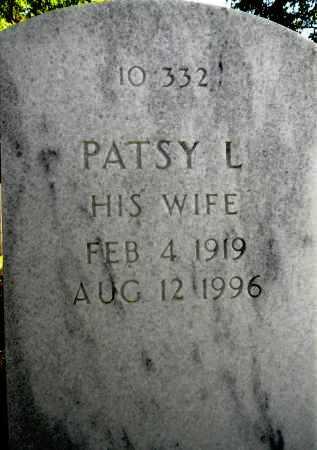 PARKER, PATSY L - Sebastian County, Arkansas | PATSY L PARKER - Arkansas Gravestone Photos