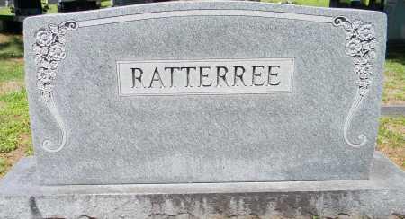 RATTERREE, FAMILY MEMORIAL - Sebastian County, Arkansas   FAMILY MEMORIAL RATTERREE - Arkansas Gravestone Photos