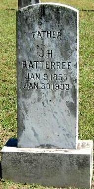 RATTERREE, JAMES HENRY - Sebastian County, Arkansas   JAMES HENRY RATTERREE - Arkansas Gravestone Photos
