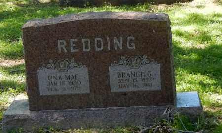 REDDING, UNA MAE - Sebastian County, Arkansas   UNA MAE REDDING - Arkansas Gravestone Photos