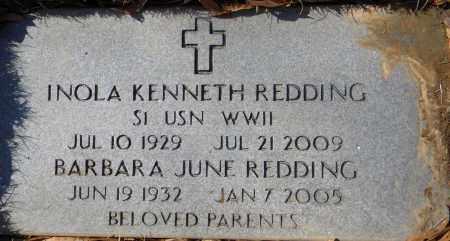 REDDING, BARBARA JUNE - Sebastian County, Arkansas | BARBARA JUNE REDDING - Arkansas Gravestone Photos