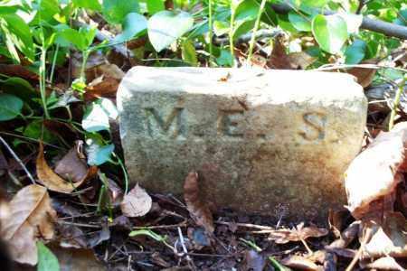 SANDERS, MARY E. (FOOTSTONE) - Sebastian County, Arkansas | MARY E. (FOOTSTONE) SANDERS - Arkansas Gravestone Photos