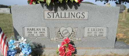 STALLINGS, EDDIE LILLIAN - Sebastian County, Arkansas | EDDIE LILLIAN STALLINGS - Arkansas Gravestone Photos