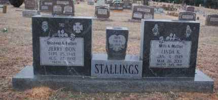 STALLINGS, LINDA K - Sebastian County, Arkansas   LINDA K STALLINGS - Arkansas Gravestone Photos