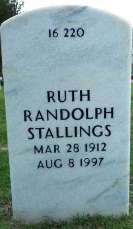 STALLINGS, RUTH - Sebastian County, Arkansas | RUTH STALLINGS - Arkansas Gravestone Photos