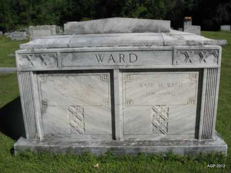 WARD, EARL N - Sebastian County, Arkansas | EARL N WARD - Arkansas Gravestone Photos