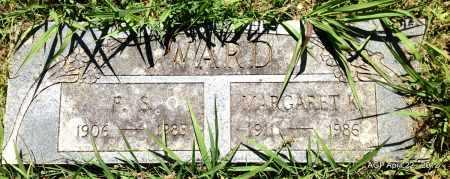 WARD, MARGARET - Sebastian County, Arkansas | MARGARET WARD - Arkansas Gravestone Photos