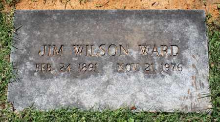 WARD, JIM WILSON - Sebastian County, Arkansas | JIM WILSON WARD - Arkansas Gravestone Photos