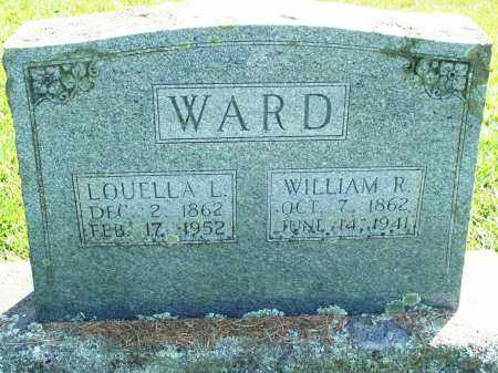 WARD, LOUELLA L. - Sebastian County, Arkansas | LOUELLA L. WARD - Arkansas Gravestone Photos