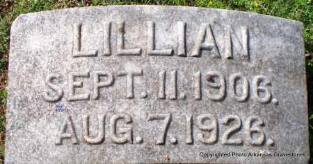 WARD, LILLIAN - Sebastian County, Arkansas | LILLIAN WARD - Arkansas Gravestone Photos