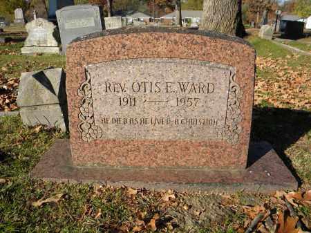 WARD, OTIS E (REV) - Sebastian County, Arkansas | OTIS E (REV) WARD - Arkansas Gravestone Photos