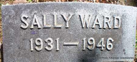 WARD, SALLY - Sebastian County, Arkansas | SALLY WARD - Arkansas Gravestone Photos