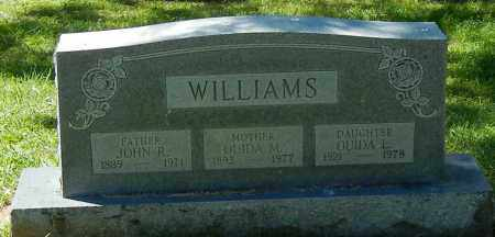 WILLIAMS, JOHN R - Sebastian County, Arkansas | JOHN R WILLIAMS - Arkansas Gravestone Photos