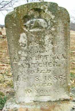 WITCHER, JAS. A. - Sebastian County, Arkansas | JAS. A. WITCHER - Arkansas Gravestone Photos