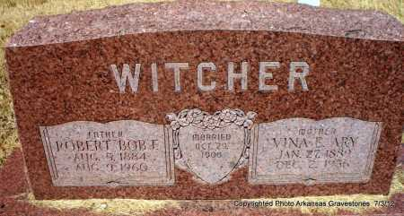 WITCHER, VINA E - Sebastian County, Arkansas | VINA E WITCHER - Arkansas Gravestone Photos