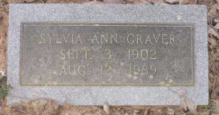 CRAVER, SYLVIA ANN - Sevier County, Arkansas | SYLVIA ANN CRAVER - Arkansas Gravestone Photos