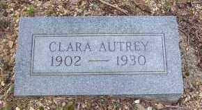 AUTREY, CLARA - Sevier County, Arkansas   CLARA AUTREY - Arkansas Gravestone Photos