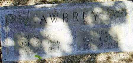 AWBREY, LAURA JANE - Sevier County, Arkansas | LAURA JANE AWBREY - Arkansas Gravestone Photos