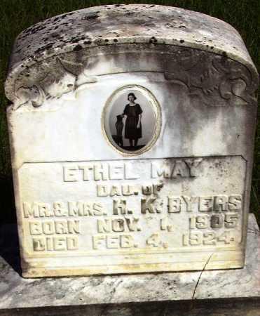 BYERS, ETHEL MAY - Sevier County, Arkansas | ETHEL MAY BYERS - Arkansas Gravestone Photos