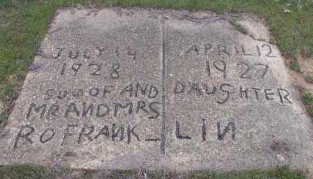 FRANKLIN, SON - Sevier County, Arkansas | SON FRANKLIN - Arkansas Gravestone Photos