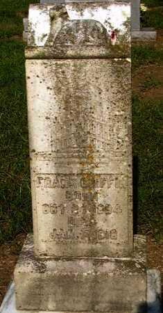 GRIFFIN, FRANK - Sevier County, Arkansas | FRANK GRIFFIN - Arkansas Gravestone Photos