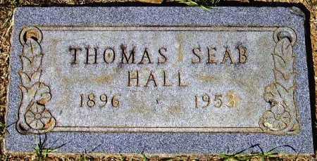 HALL, THOMAS SEAB - Sevier County, Arkansas   THOMAS SEAB HALL - Arkansas Gravestone Photos