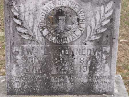 KENNEDY, W L - Sevier County, Arkansas | W L KENNEDY - Arkansas Gravestone Photos