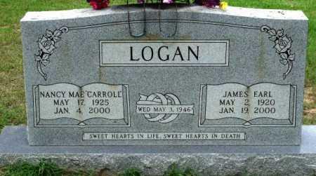 LOGAN, NANCY MAE - Sevier County, Arkansas | NANCY MAE LOGAN - Arkansas Gravestone Photos